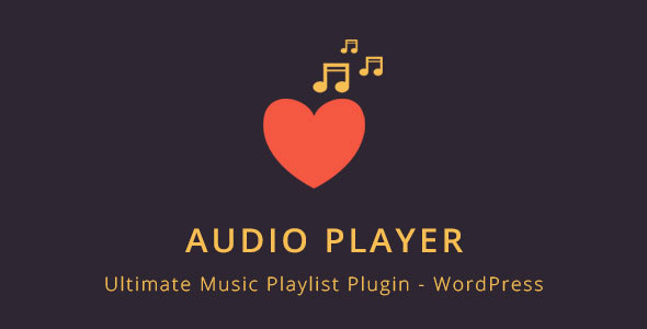 Ultimate Music Playlist WordPress Plugin
